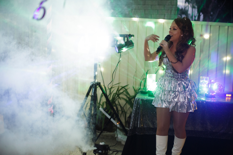 Ariana Grande Kids Party 2