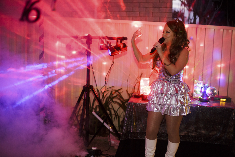 Ariana Grande Kids Party