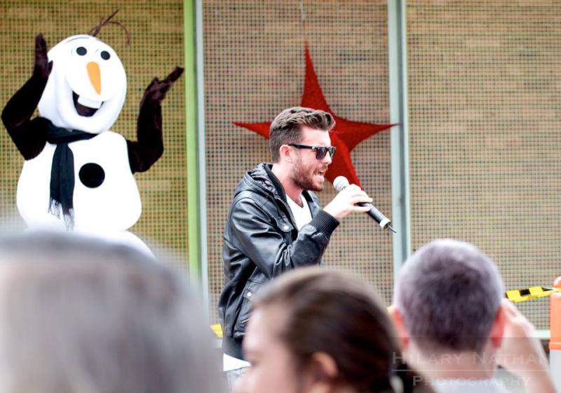 Justin Timberlake Kids Party