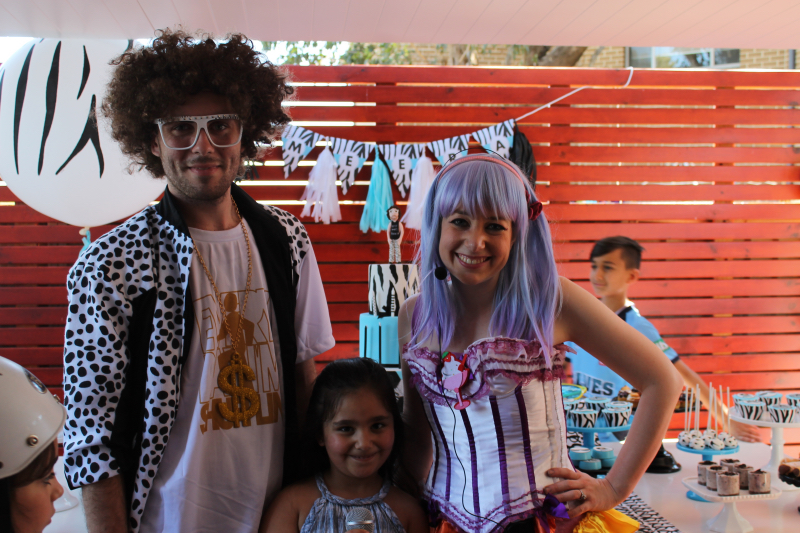 Redfoo and Katy Party Sydney