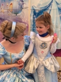 Cinderella and the Birthday Girl