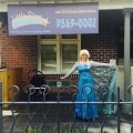 Elsa at the Little Stars Daycare Centre