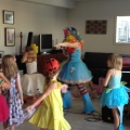 Rainbow Dash Party