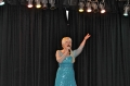 Elsa singing 'Let It Go'