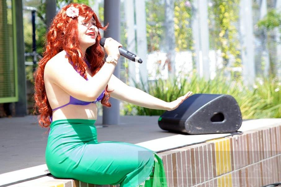 The Little Mermaid on Stage