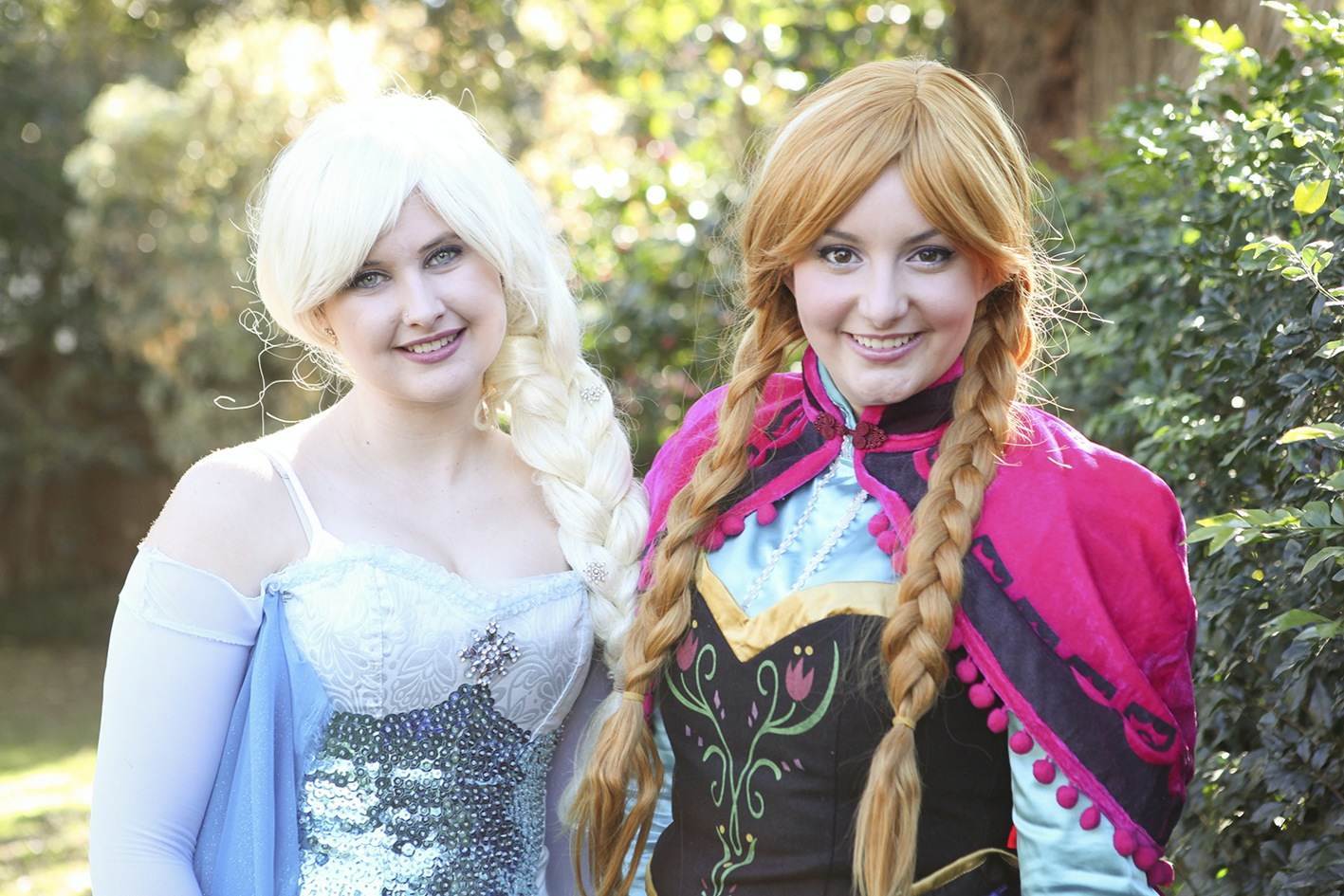 SSP Snow Queen and Princess