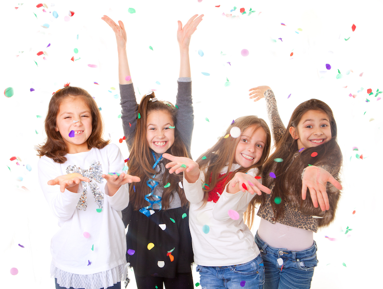 Our Superstar Parties are available on Friday afternoons for after school parties. Kick the weekend off to a great start!