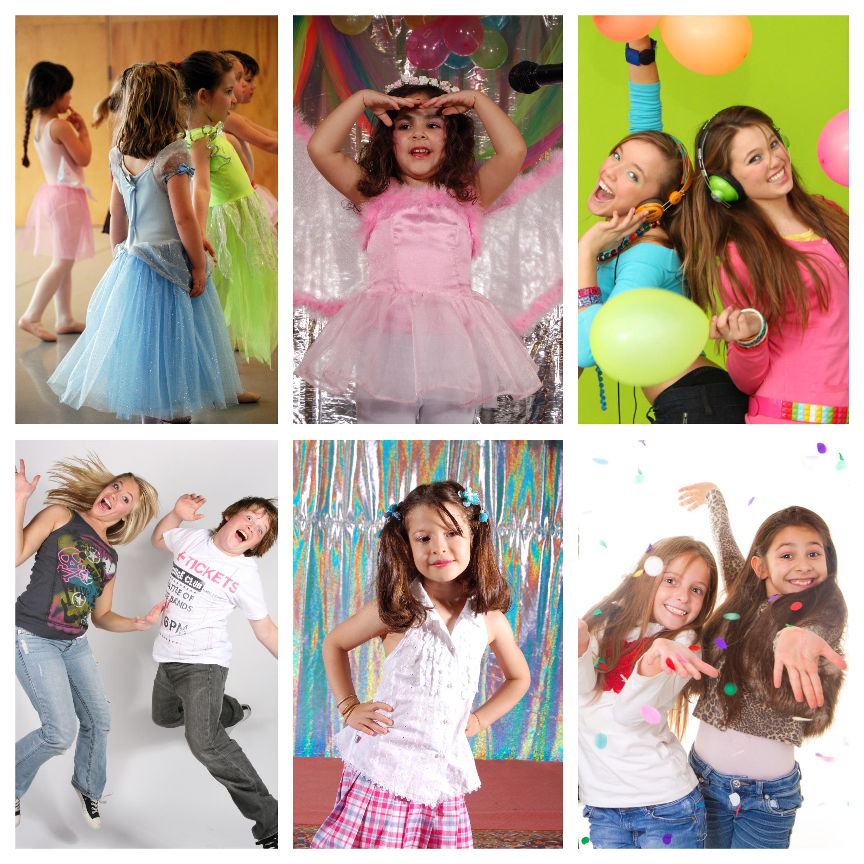 Superstar Dancing Parties