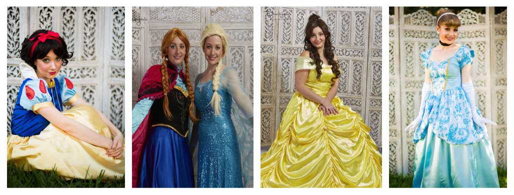 Sydney Singing Princesses