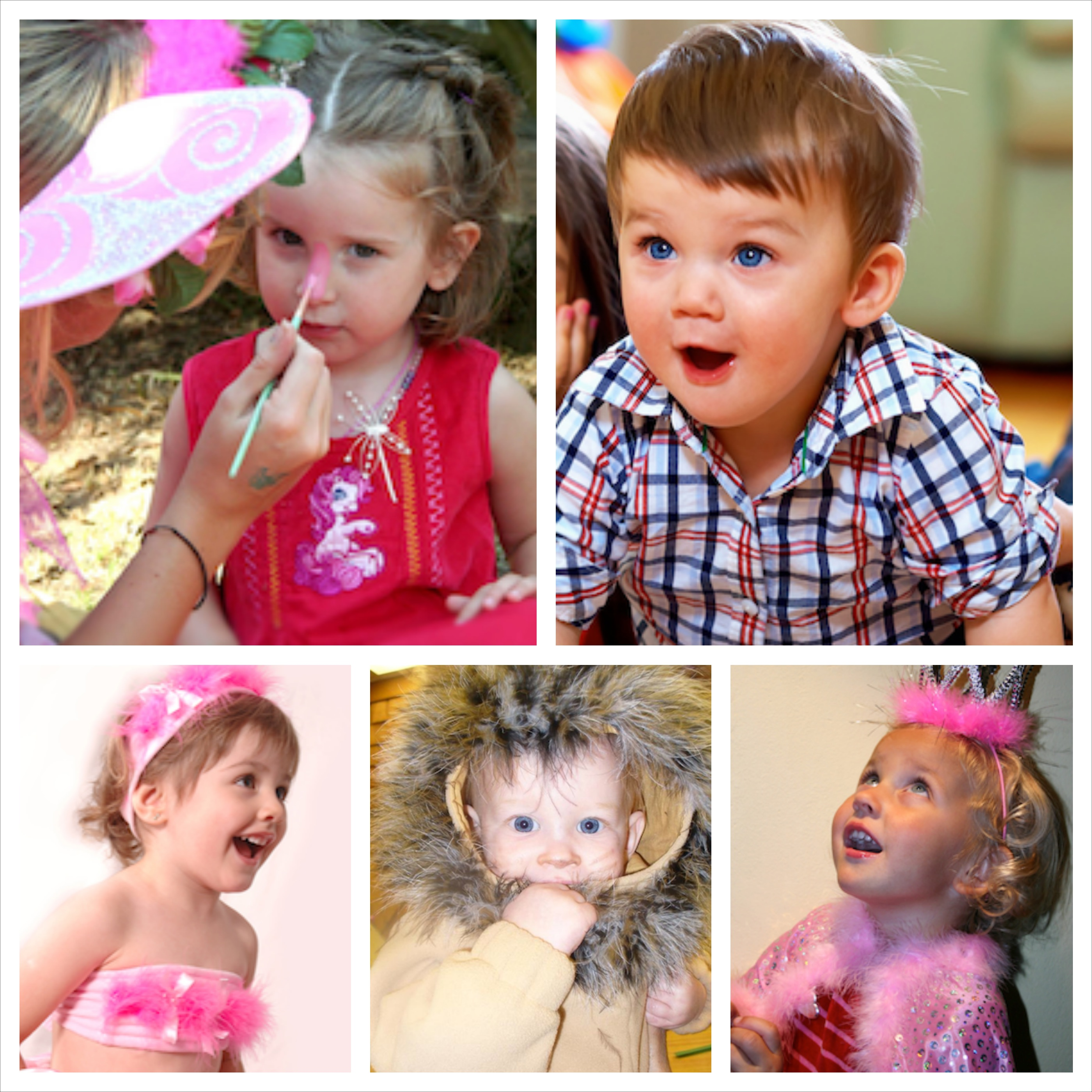 Our Superstar Toddler Parties are specially designed for our littlest Superstars.